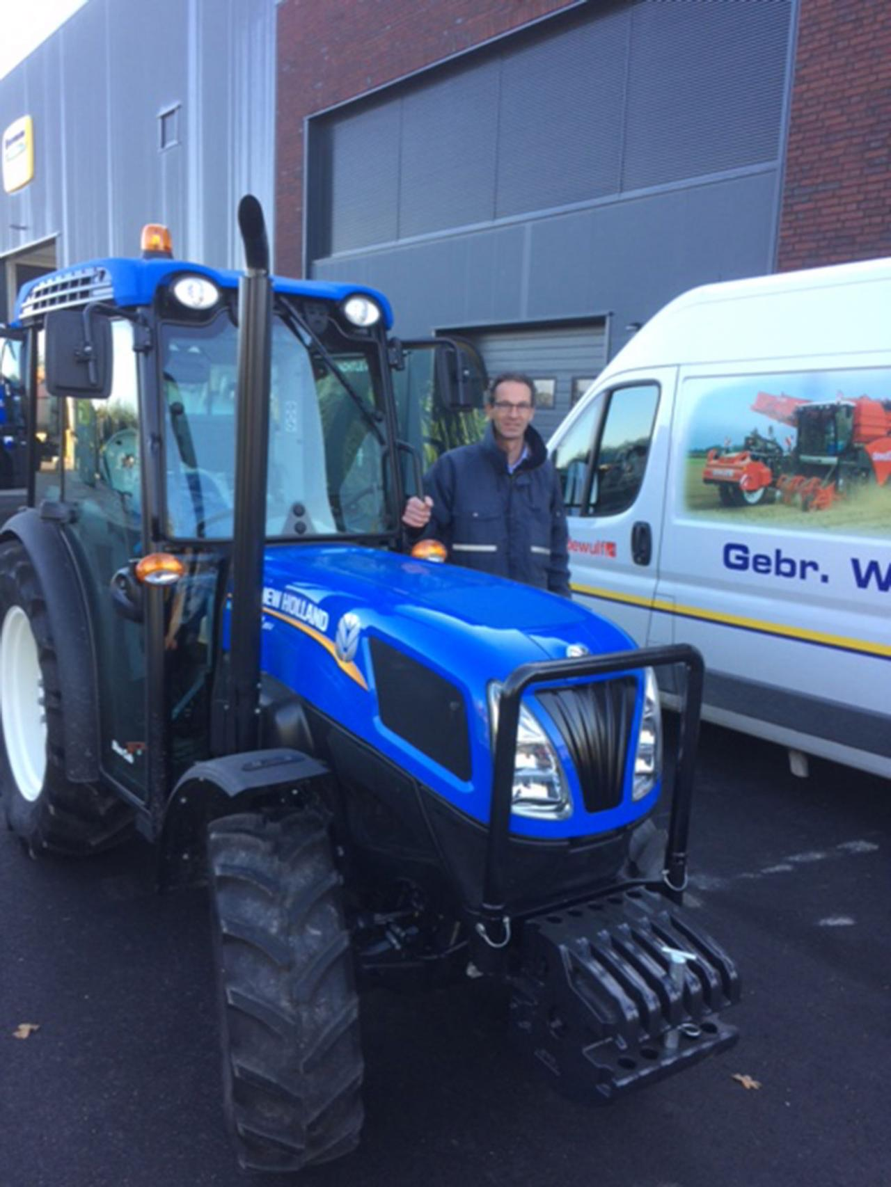 New Holland T4.85V