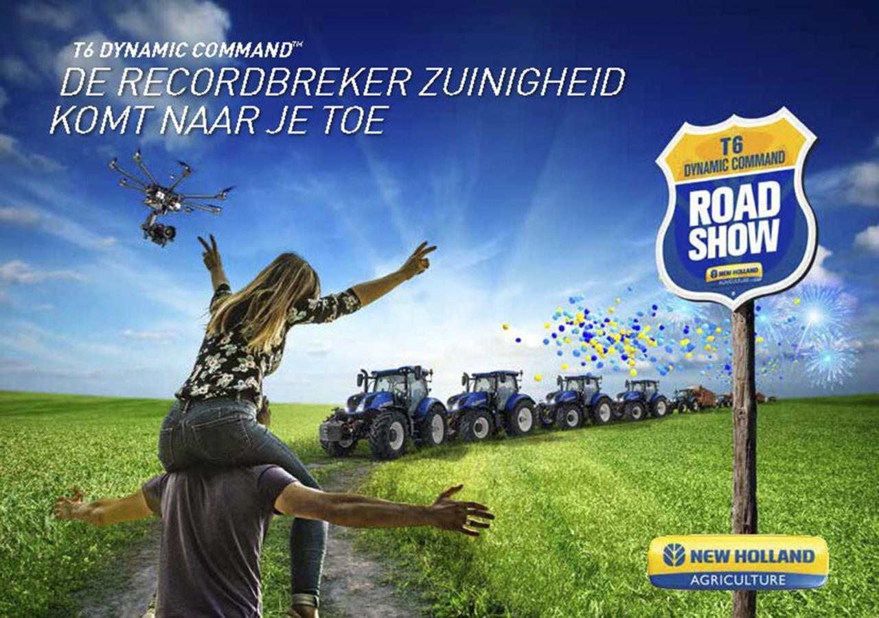 New Holland Roadshow