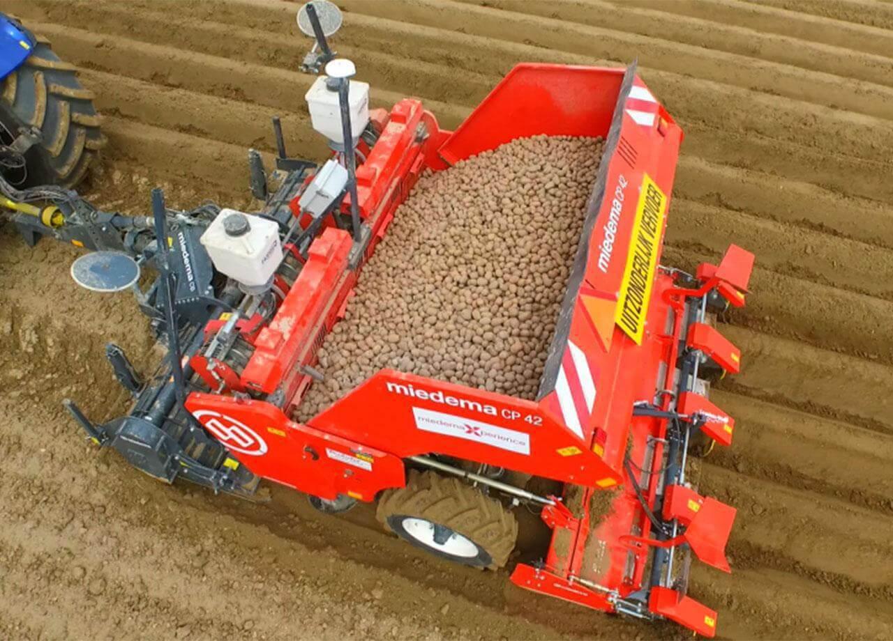 Miedema - Farm machinery for life