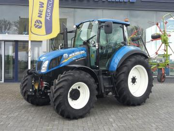 New Holland T5.115 ElectroCommand afgeleverd