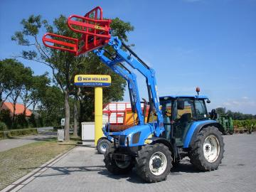 New Holland frontlader