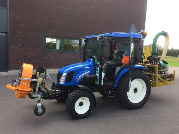 New Holland Boomer 45D