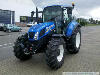 New Holland T5 Electro Command afgeleverd