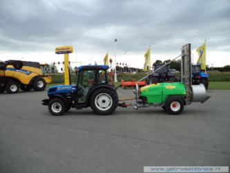 New Holland T4V voor Franken